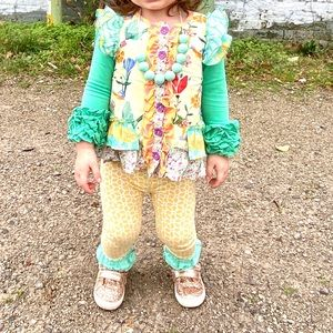 Matilda Jane 18/24M Outfit